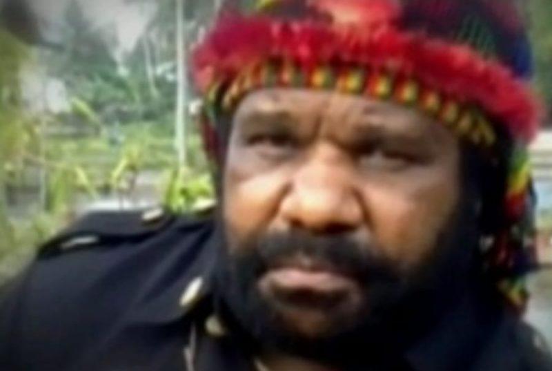 Ketua Lembaga Masyarakat Adat Papua Dr Lenis Kogoya MHum