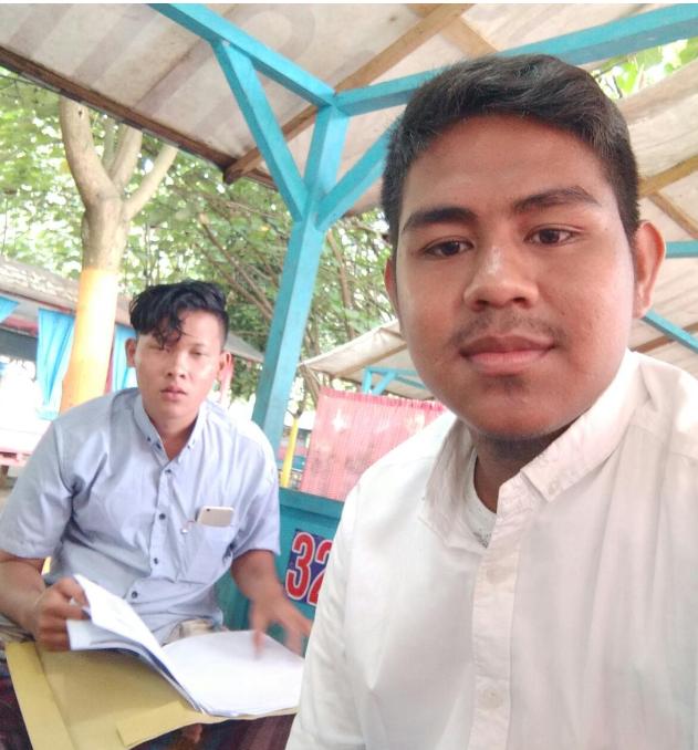 Aktivis Mahasiswa Padangsidimpuan Randa Pohan