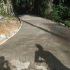 Proyek diduga siluman di desa Sihuik-huik kecamatan Angkola Selatan kabupaten Tapanuli Selatan, Sumut